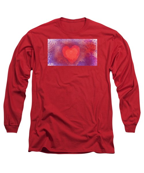 Heart Of Love Long Sleeve T-Shirt