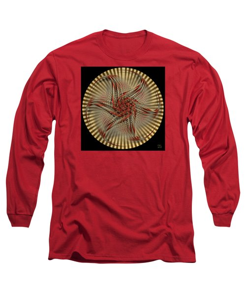 Hexagramma Long Sleeve T-Shirt