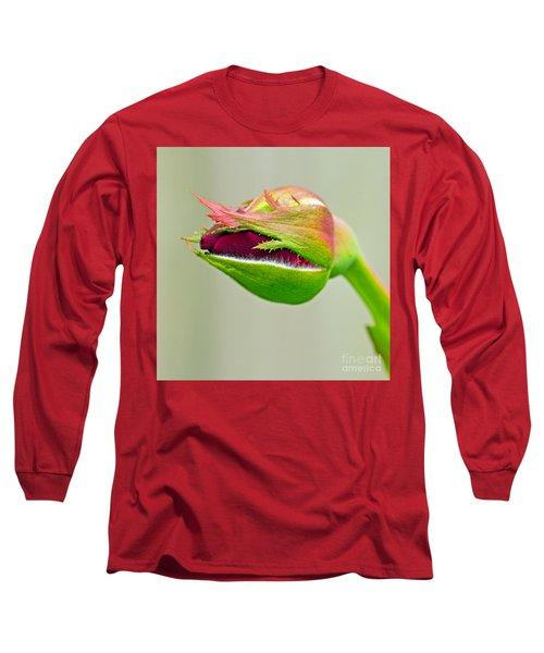 Hi Bud Long Sleeve T-Shirt