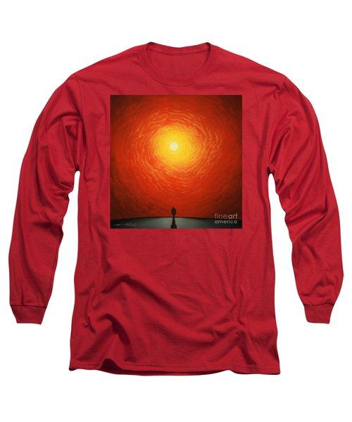 His Final Destiny Long Sleeve T-Shirt