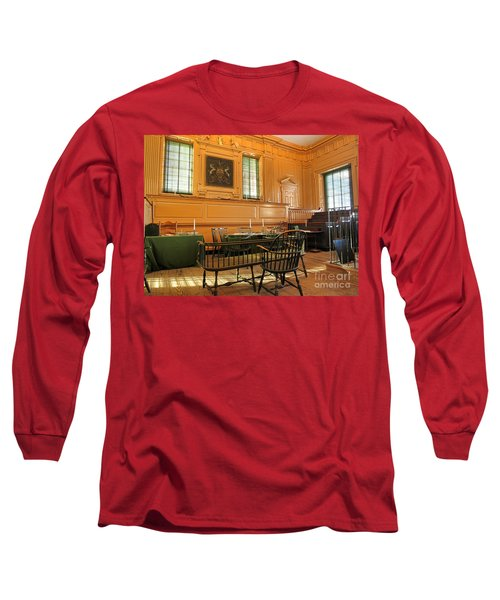 Historic Supreme Court Long Sleeve T-Shirt