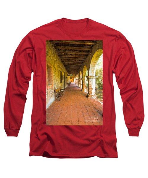 Historical Porch Long Sleeve T-Shirt