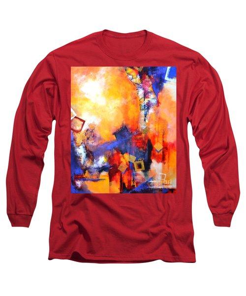Hope Long Sleeve T-Shirt by Betty M M   Wong