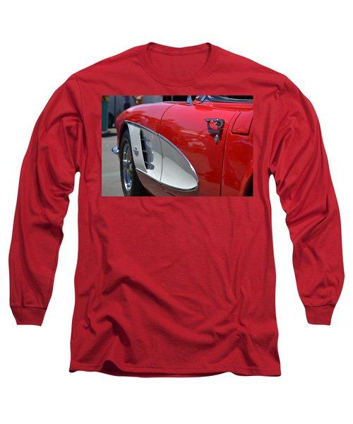 Long Sleeve T-Shirt featuring the photograph Hr-37 by Dean Ferreira