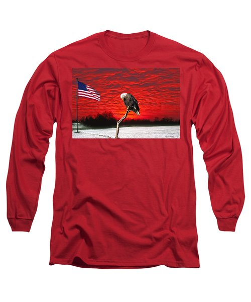 I Pledge Allegiance Long Sleeve T-Shirt