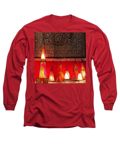 Illuminated Lights Long Sleeve T-Shirt