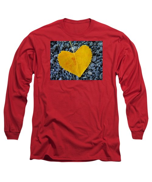 Long Sleeve T-Shirt featuring the photograph In Love ... by Juergen Weiss