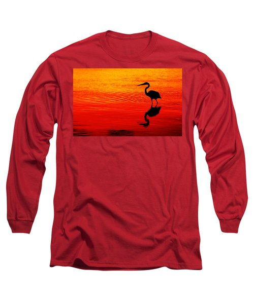 In Search Of Gold Long Sleeve T-Shirt
