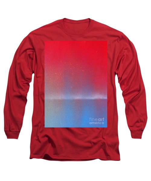 Long Sleeve T-Shirt featuring the painting In This Twilight by Roz Abellera Art