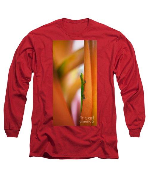 Island Friend Long Sleeve T-Shirt by Mike Reid
