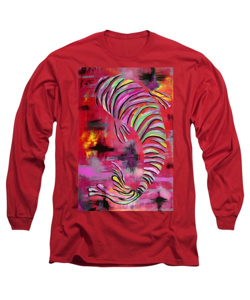 Jewel Of The Orient #2 Long Sleeve T-Shirt