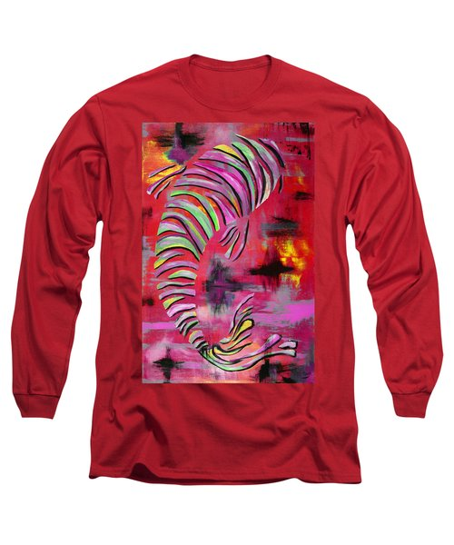 Jewel Of The Orient #3 Long Sleeve T-Shirt