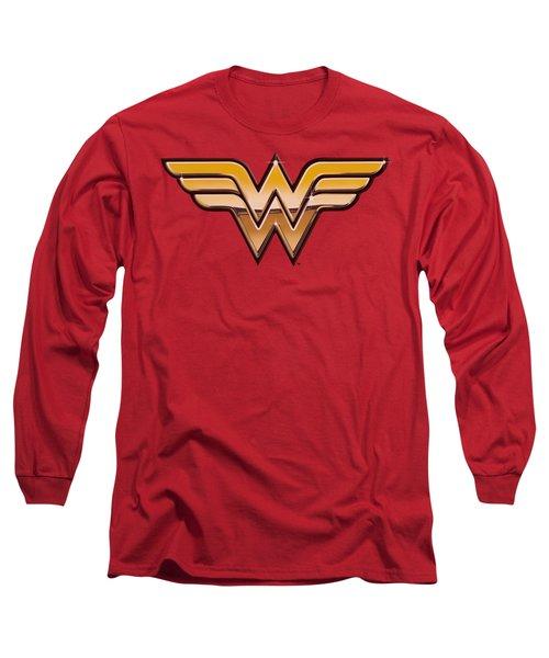 Jla - Golden Long Sleeve T-Shirt