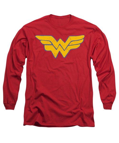 Jla - Rough Wonder Long Sleeve T-Shirt