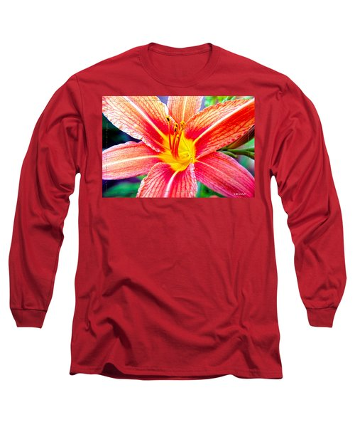 Just Another Day Lilly Long Sleeve T-Shirt