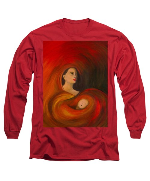 ..just  Love.. Long Sleeve T-Shirt by Fanny Diaz