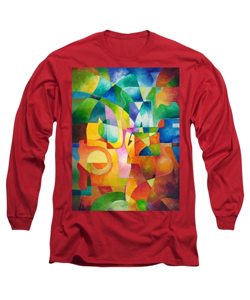 Just Outside Long Sleeve T-Shirt