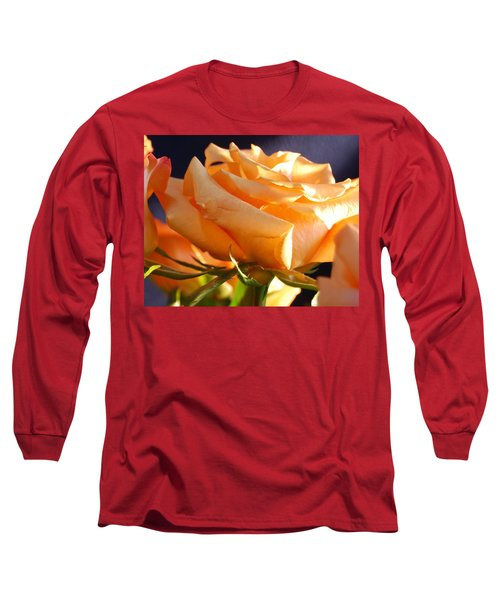 Kathy's Rose Long Sleeve T-Shirt