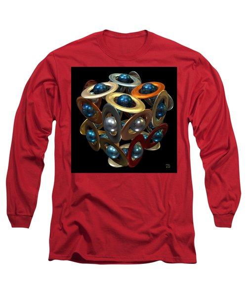Kepler's Dream Long Sleeve T-Shirt by Manny Lorenzo