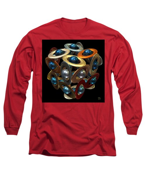 Kepler's Dream Long Sleeve T-Shirt