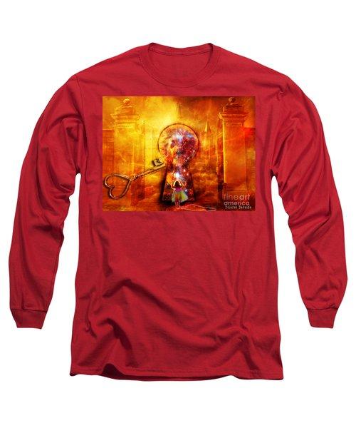 Kingdom Of Heaven Long Sleeve T-Shirt