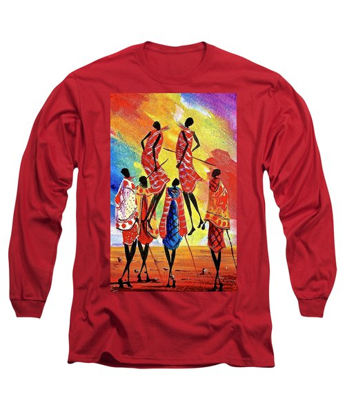L 129 Long Sleeve T-Shirt