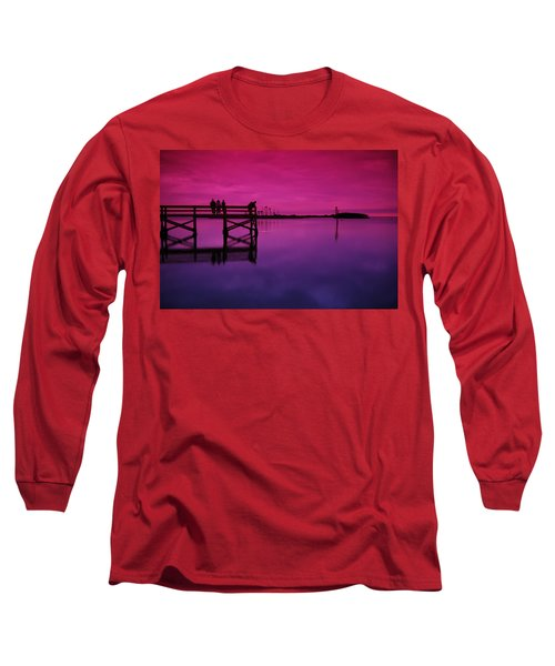 Last Sunset Long Sleeve T-Shirt