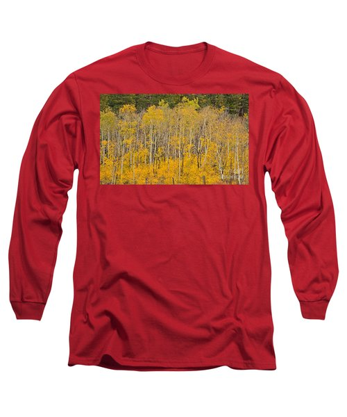 Layers Of Gold Long Sleeve T-Shirt