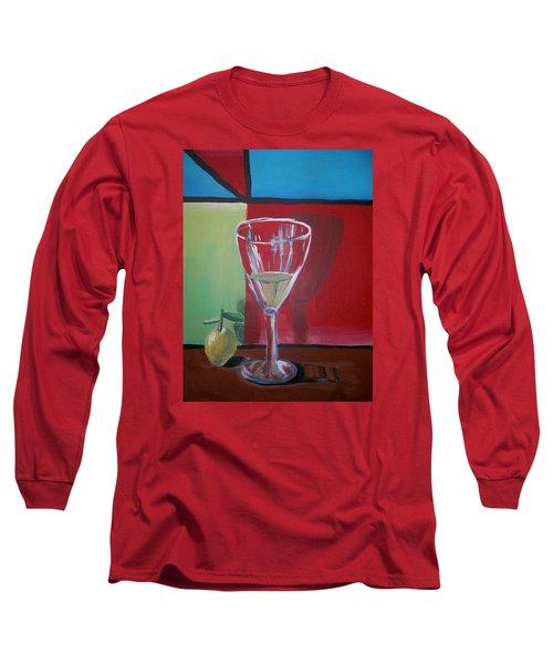 Lemon Juice Long Sleeve T-Shirt