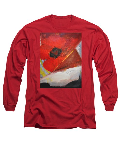 Ode Of Remembrance Long Sleeve T-Shirt by Evelina Popilian