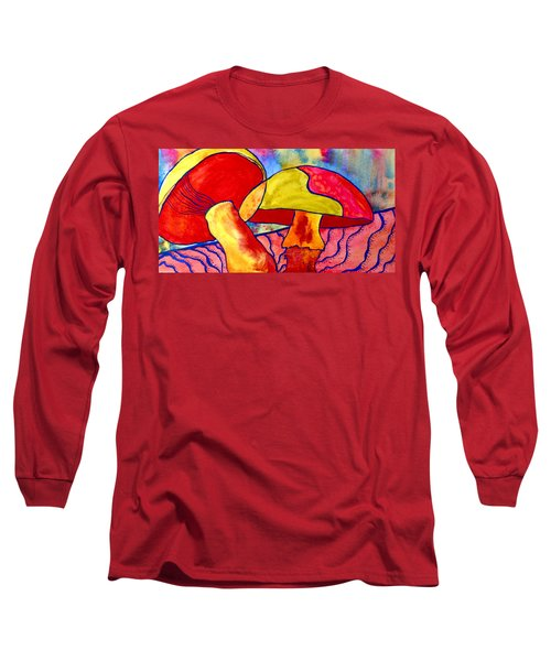 Letting My Freak Flag Fly Long Sleeve T-Shirt