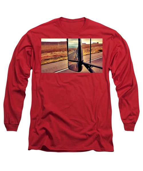 Life In My Rearview Mirror Long Sleeve T-Shirt