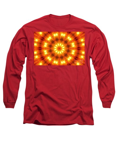 Light Meditation Long Sleeve T-Shirt