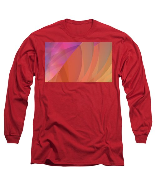 Lighthearted Long Sleeve T-Shirt by Judi Suni Hall