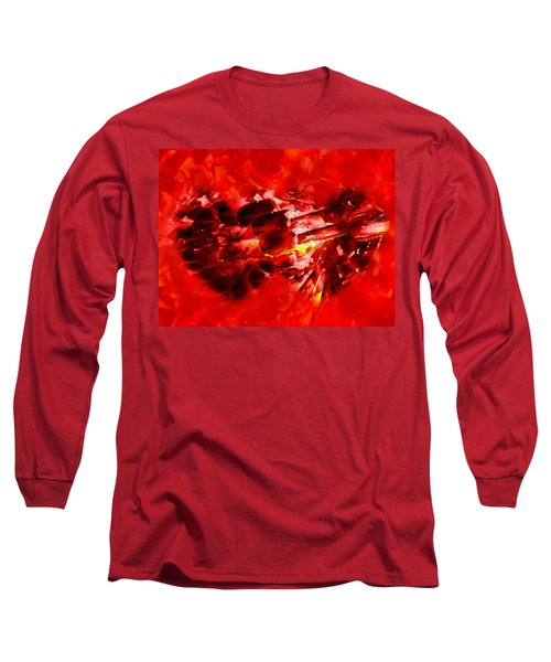 Love Opening Long Sleeve T-Shirt