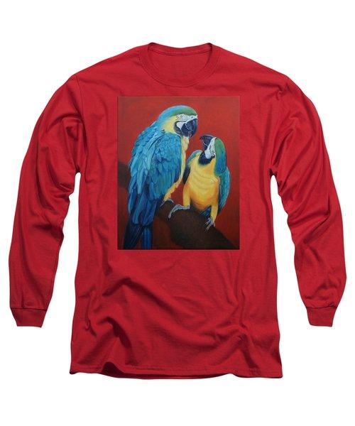 Macaws   Long Sleeve T-Shirt
