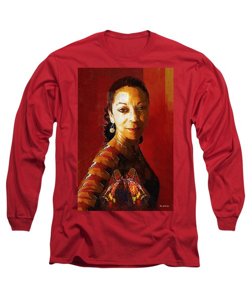 Madame Exotic Long Sleeve T-Shirt by RC deWinter