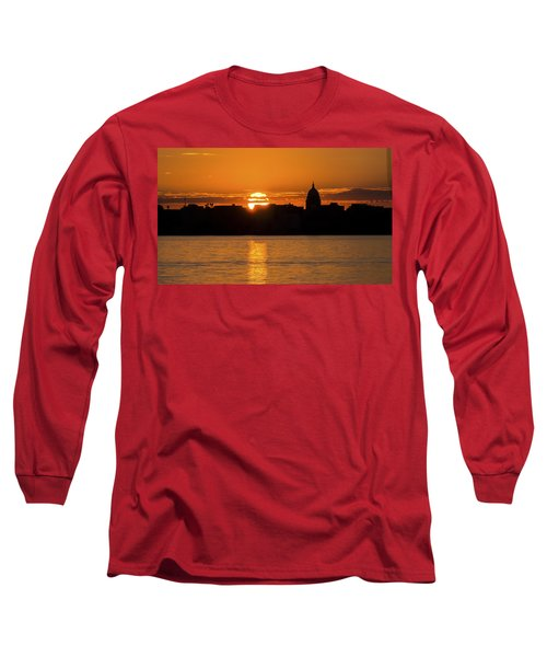 Madison Sunset Long Sleeve T-Shirt