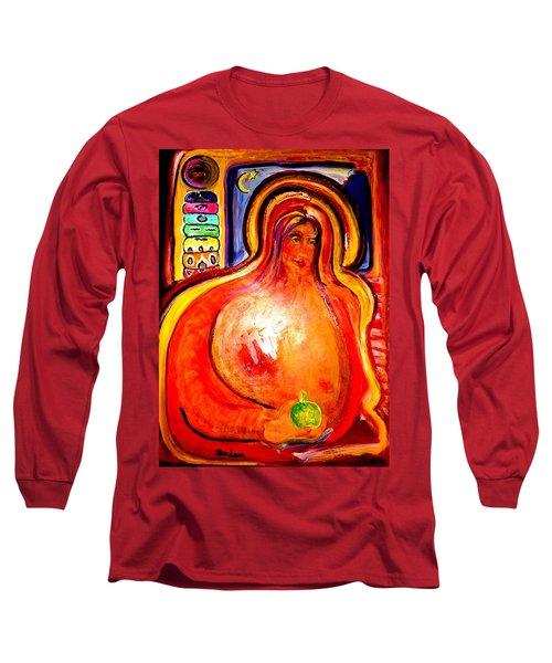 Madu Long Sleeve T-Shirt