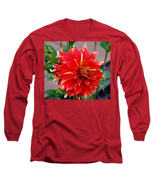 Long Sleeve T-Shirt featuring the photograph Magnifique by Jeanette C Landstrom