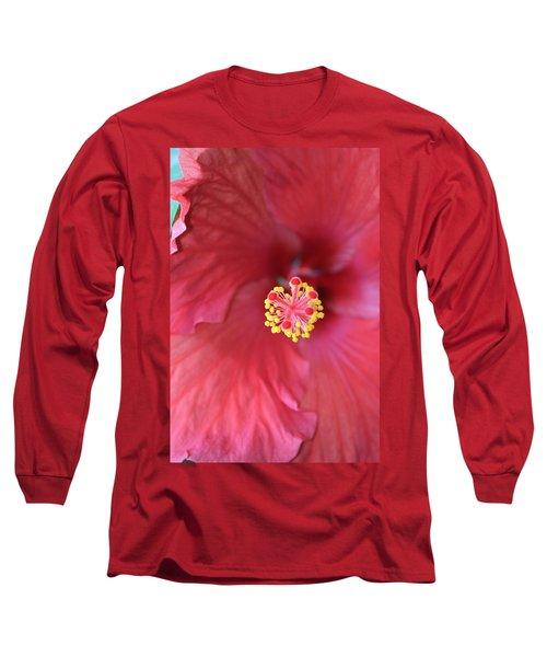 Magnolia 5  Long Sleeve T-Shirt