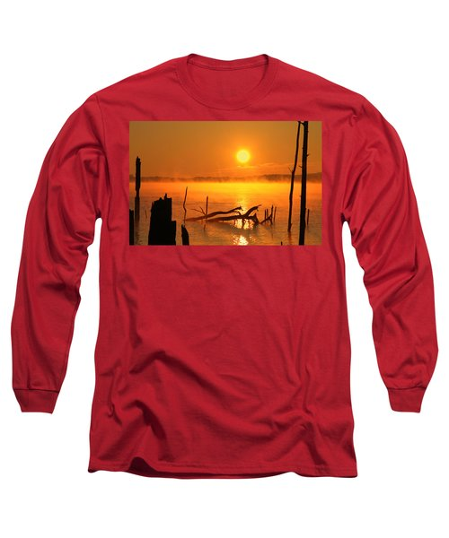Mantis Sunrise Long Sleeve T-Shirt