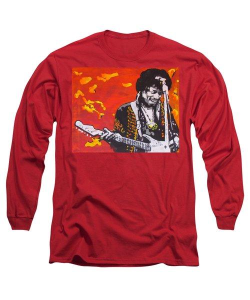 Marmalade Skies Long Sleeve T-Shirt