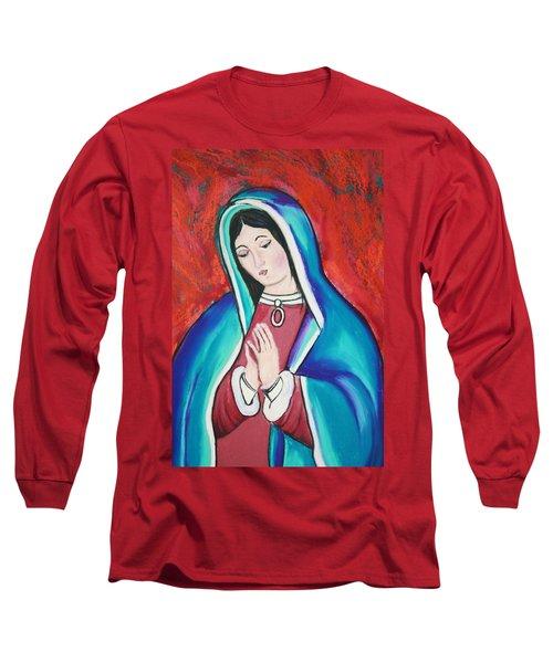 Mary Long Sleeve T-Shirt