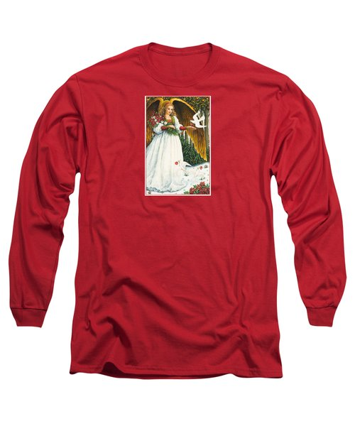 Messengers Of Peace Long Sleeve T-Shirt