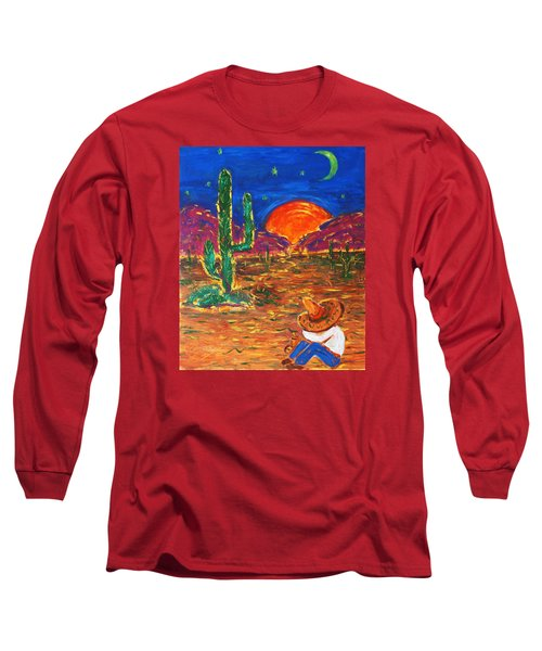 Mexico Impression IIi Long Sleeve T-Shirt