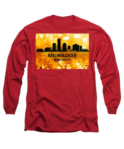 Milwaukee Wi 3 Long Sleeve T-Shirt