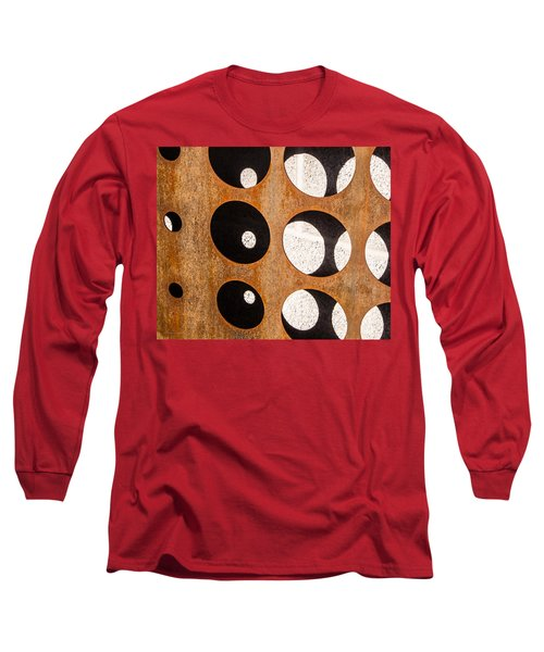 Mind - Contemplation Long Sleeve T-Shirt by Steven Milner