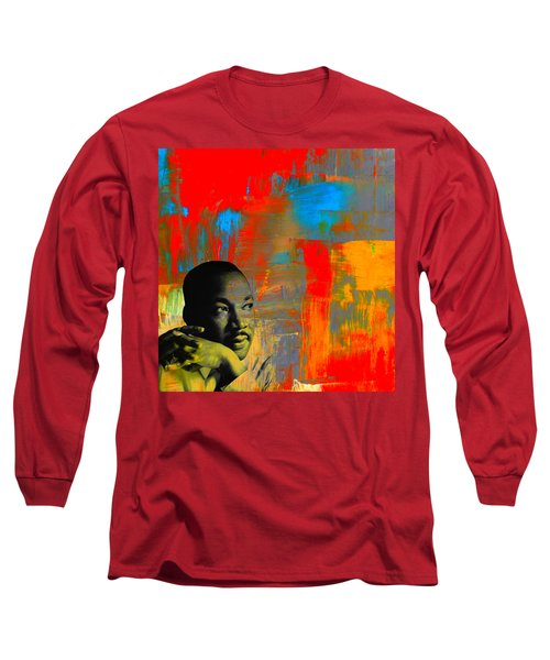 Mlk Dreams Long Sleeve T-Shirt