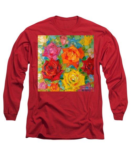 Mon Amour La Rose Long Sleeve T-Shirt